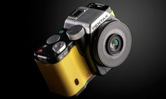 PENTAX K-01 designed by Marc Newson