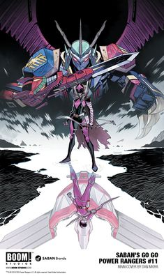The Shattered Grid continues with Go Go Power Rangers Issue 11 this July. The Ranger Slayer is out for blood . do the Power Rangers have a chance? Go Go Power Rangers, Power Rangers Comic, Power Rangers Memes, Comic Manga, Comic Art, Kamen Rider, Character Design References, Character Art, Gundam