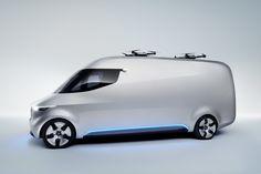 Foto de Mercedes-Benz Vision Van Concept (3/19)
