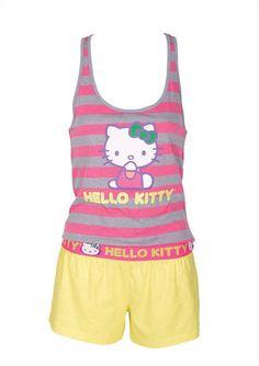 Hello Kitty Tank & Short Set
