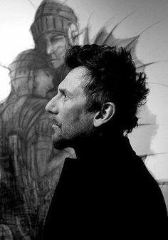 TOMASZ SETOWSKI...THE ARTIST....