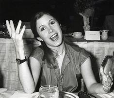 Fisher, quien se convirtió en estrella por su rol de la Princesa Leia, murió a los 60 años de edad.