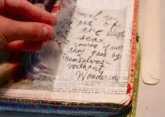 Journaling: Transferring Images with Contact Paper - Contact Paper, Journaling, Photos, Transfer