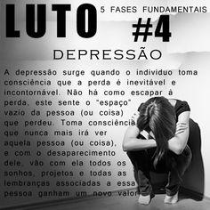 luto - depressão