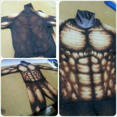 Predator Bodysuit Costume male or female patterns Costumes For Teens, Diy Costumes, Adult Costumes, Halloween Costumes, Alien Halloween, Halloween Stuff, Predator Costume, Predator Cosplay, Predator Alien