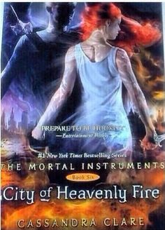 City of Heavenly Fire OFFICIAL Cover!!!!!! I LOVE IT! IT'S GORGEOUS!  Comment what you think!