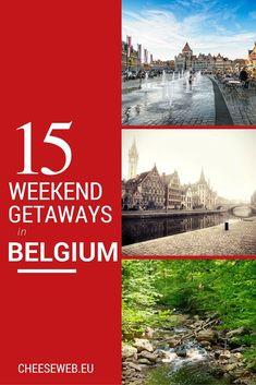15 weekend getaways