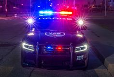 Think the 2015 Dodge Charger looks menacing? Check out its new police cruiser counterpart: the Pursuit. And, yes, it does have a Hemi. Police Car Lights, Police Cars, Police Vehicles, Police Officer, Bmw X3, 2015 Nissan Gtr, Porsche 911, 2018 Dodge Charger, Volvo