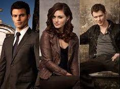 Elijah,Hayley and Klaus