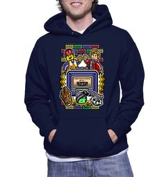 Everything Is Awesome Mix Vol 1 Hoodie