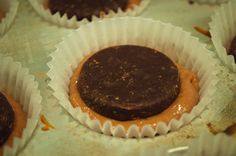 York Peppermint Patty Cupcakes
