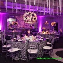 Indoor Wedding Decorated with Fabric   and fabrics corporate and theme events indoor wedding outdoor wedding