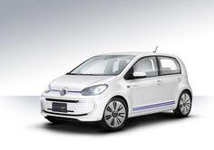 Volkswagen twin up! Hybrid