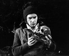 Ian McKellen as Hamlet ~1971