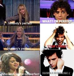 Mika is perfect.