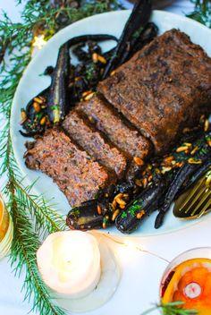 Natal Caseiro | Rolo SEM Carne com Molho de Cogumelos