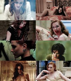 True Blood. Salome and Sophie-Ann