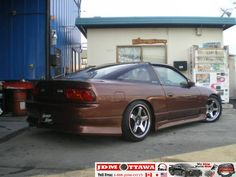 1996 Nissan 180SX, 72km only | JDM Ottawa Inc, Used JDM RHD Cars Imported from Japanese Auctions & Dealers for sale.