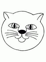 Coloriage De Masque Chat.11 Meilleures Images Du Tableau Coloriage Masque Coloring Pages