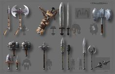 p14 kidsWeapons iuri lioi 580x375 Art of How to Train Your Dragon 2