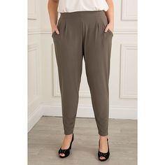 Styled By Tapered Trousers (353396) | Ideal World | Fashion ...