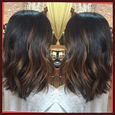 1000+ ideas about balayage black hair on pinterest | hair melt pertaining to balayage for dark hair Brilliant balayage for dark hair With regard to Head