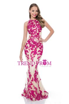 2016 Mermaid Prom Dresses Scoop Floor Length Lace With Applique And Beads
