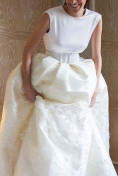 Caprile vestido