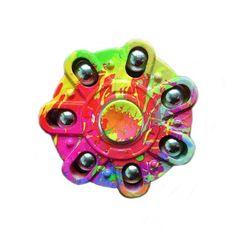 Multifaceted Finger Spinner