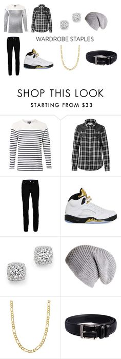 """Untitled #184"" by jenadieu ❤ liked on Polyvore featuring Witchery, Current/Elliott, Topman, NIKE, Bloomingdale's, Black, Fremada, Florsheim, men's fashion and menswear"