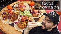 Tacos de Camarón y Pescado estilo Ensenada Shrimp Taco Recipes, Fish Recipes, Mexican Food Recipes, Tilapia Recipes, Authentic Mexican Recipes, Oscar Food, Beer Battered Fish Tacos, Honduran Recipes, Coleslaw Dressing
