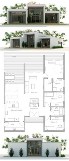 Container House - House Plan #containerhome #shippingcontainer - Who Else Wants Simple Step-By-Step Plans To Design And Build A Container Home From Scratch?