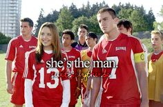 She's The Man -Just Girly Things <3