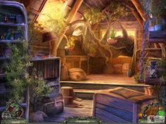 Fantasy Art Landscapes, Fantasy Landscape, Landscape Art, Fantasy Rooms, Fantasy Places, Art Shed, Tree House Designs, Fantasy Concept Art, Minecraft Designs