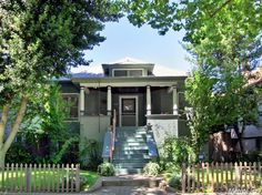 Charming home in downtown Sacramento CA