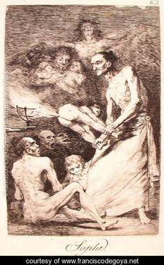 Blow - Francisco De Goya y Lucientes - www.franciscodegoya.net
