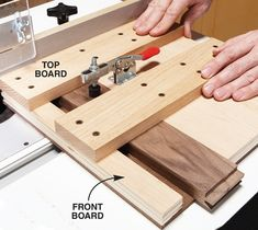 Finding Woodworking Patterns for All Your DIY Projects – The Woodworking Shop Woodworking Magazine, Router Woodworking, Woodworking Patterns, Popular Woodworking, Woodworking Furniture, Fine Woodworking, Woodworking Projects Plans, Festool Router, Woodworking Equipment