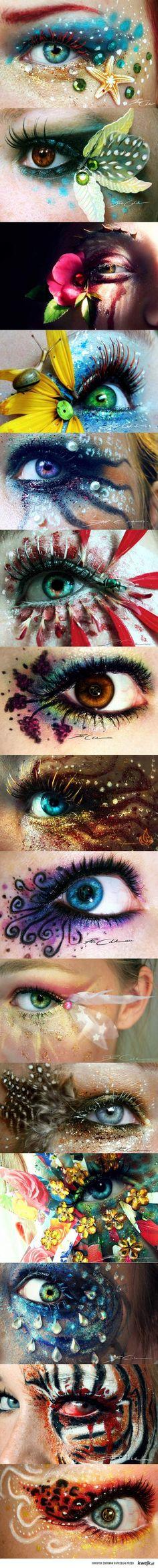 extraordinary eye make up