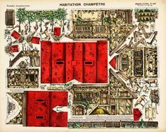 HABITATION CHAMPÊTRE - Castle in the Air Online Shoppe