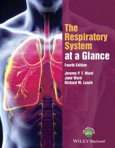 Wiley: The Respiratory System at a Glance, 4th Edition - Jeremy P. T. Ward, Jane Ward, Richard M. Leach