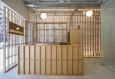 Gallery of Dental Clinic in Los Remedios / PRÁCTICA - 1 Luz Natural, Natural Light, Concept Shop, Clinic Design, Bar Interior, Interior Design, Wood Interiors, Learning Spaces, Retail Space