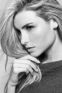 """""""Justine Wack @Mega Models"""" by Maximilian Rivera, via 500px."""
