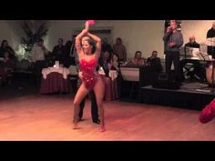 Scandinavian Salsa Congress 2011, Eddie Torres and Griselle Ponce - YouTube