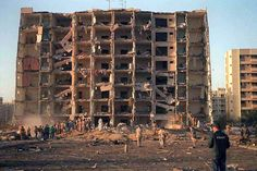 Saudi Arabia has arrested the man accused as the mastermind of the 1996 Khobar Towers bombing that killed 19 American airmen, the Saudi-owned pan-Arab Asharq al-Awsat newspaper reported on Wednesday, citing unnamed officials. The suspect, Ahmed a...