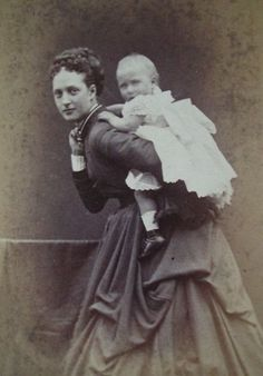 Victoria, Princess of Wales, ca. 1861