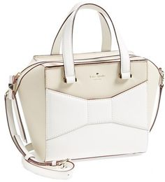 Kate Spade 'small 2 Park Avenue Beau' Satchel on shopstyle.com