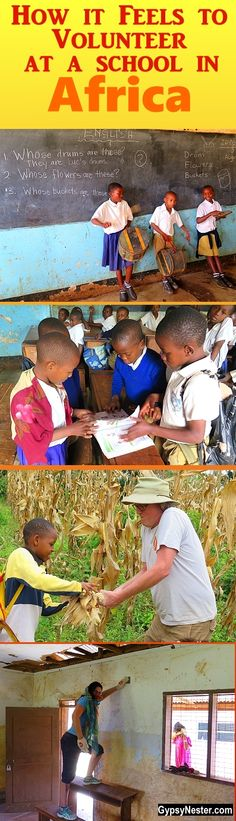 Bucket List Item: Do good and travel! A Classroom, Gap Year, Teaching English, Continue Reading, Bucket, Africa, Challenges, Feelings, Celebrities