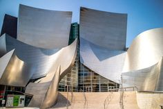 Walt Disney Concert Hall - things to do in Downtown LA, California