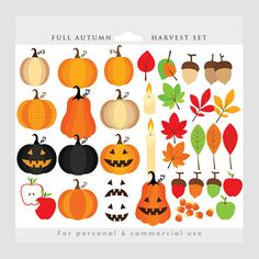 clip art images herbst | Fall Clip Art Border » Pholike.net ...