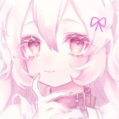 Anime Girl Pink, Anime Girl Cute, Kawaii Anime Girl, I Love Anime, Anime Art Girl, Kawaii Icons, Kawaii Art, Animes Wallpapers, Cute Wallpapers